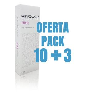 PROMO PACK 10 + 3 Revolax Sub Q