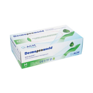 Guantes de nitrilo ecológico / nitrilo